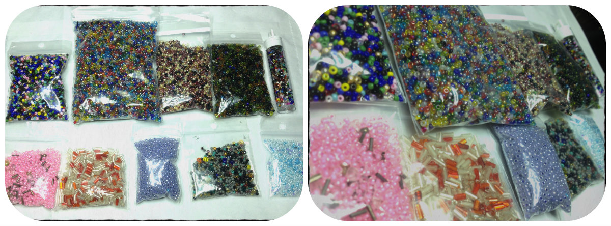 Seed Bead Giveaway