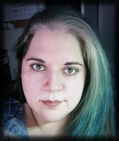 2015-06-18 - Blue Hair